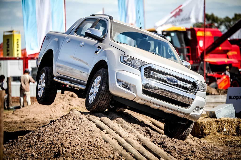 Ford sponsor de La Rural