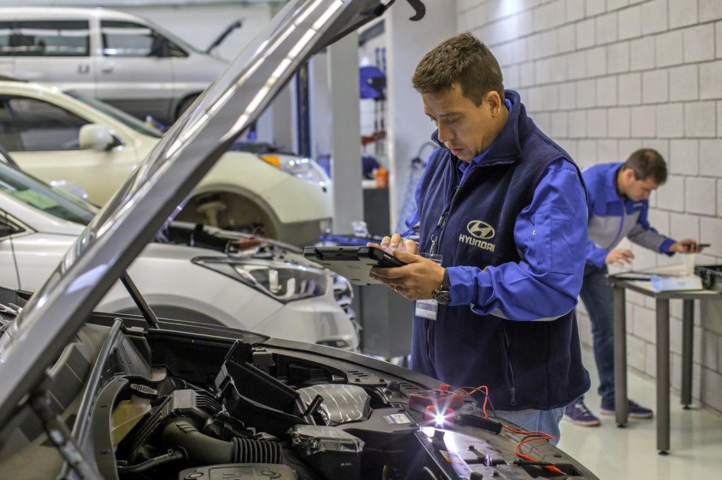 Hyundai Argentina organizó la Competencia Regional de Habilidades Técnicas