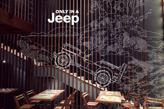 Jeep Argentina junto a The Pick Market