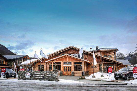 Kia es sponsor de Cerro Castor, el centro de esquí más austral del mundo