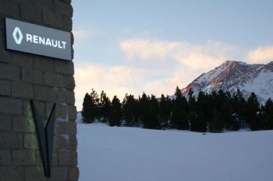 Renault Captur Winter Experience está en Las Leñas hasta fin de agosto