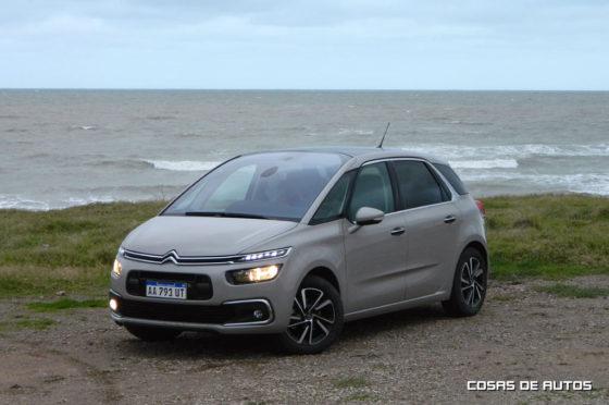 #Test Citroën C4 Picasso HDI - Foto: Cosas de Autos