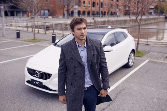 Volvo nombra a Juan Martín Hernández embajador de la marca