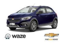 Nuevo Chevrolet Onix con Waze