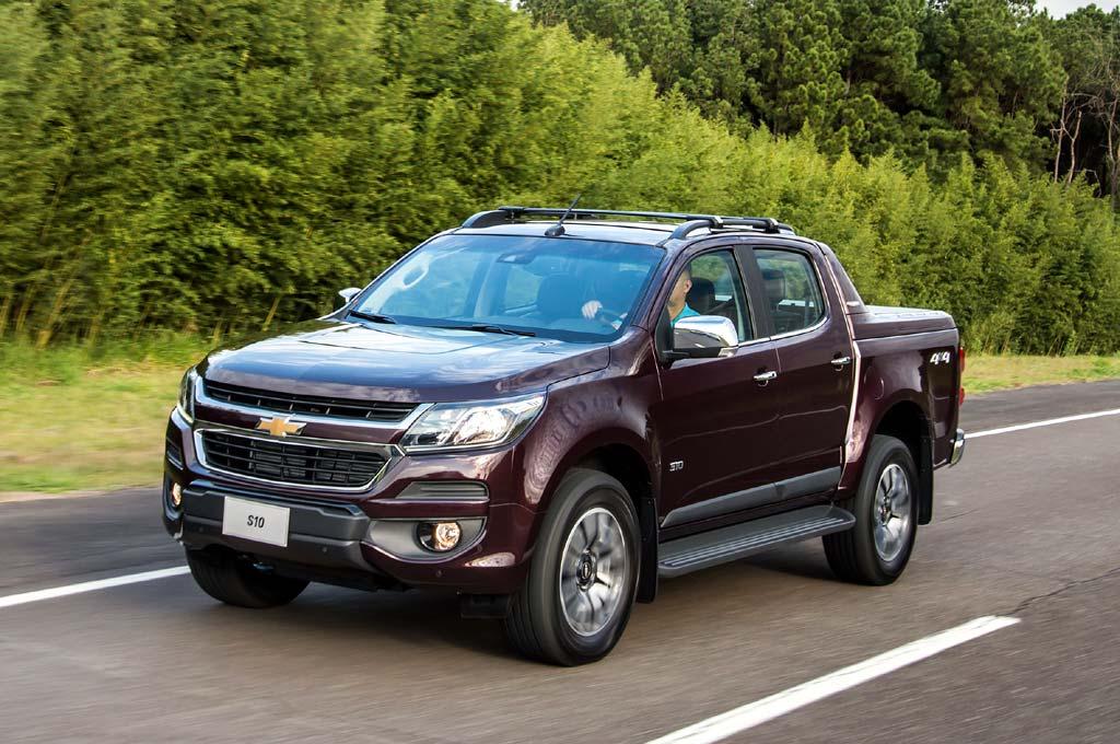 Argentina: la Chevrolet S10 MY 2018 introduce mejoras que ...