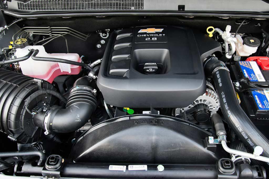 Chevrolet S10 MY 2018