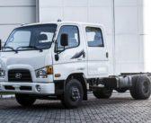 Argentina: se incia la comercialización del camión Hyundai HD65 Doble Cabina