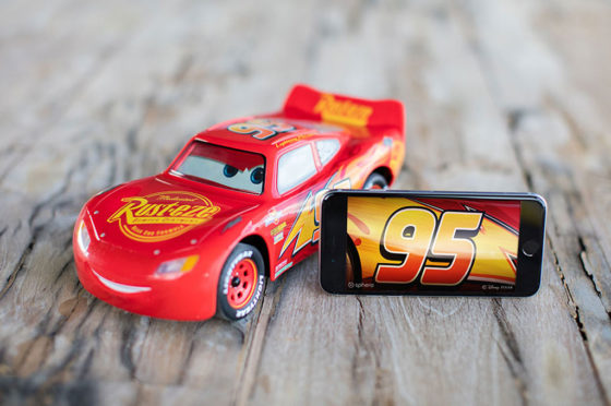Rayo McQueen by Sphero