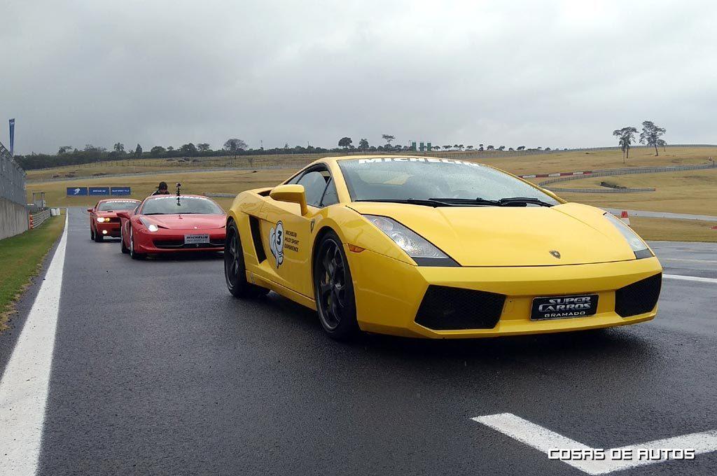 Los autos deportivos a los que apunta el Michelin PS4 S