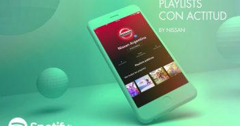 Nissan en Spotify