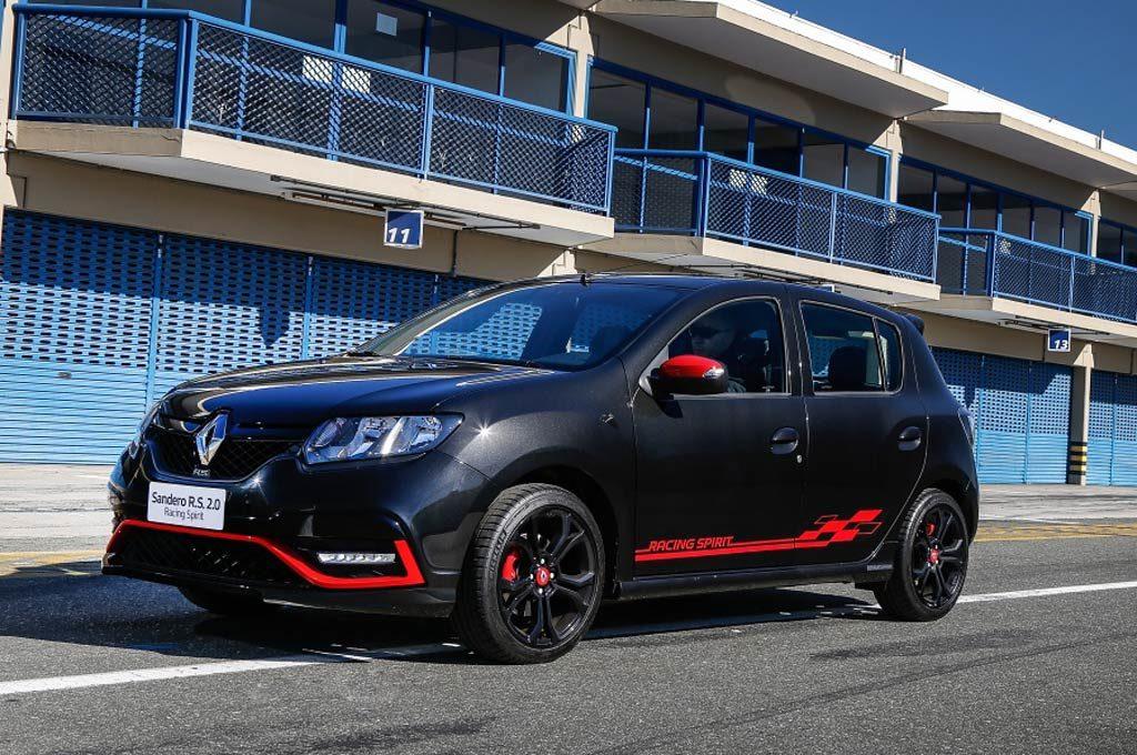Renault Sandero R.S. Racing Spirit