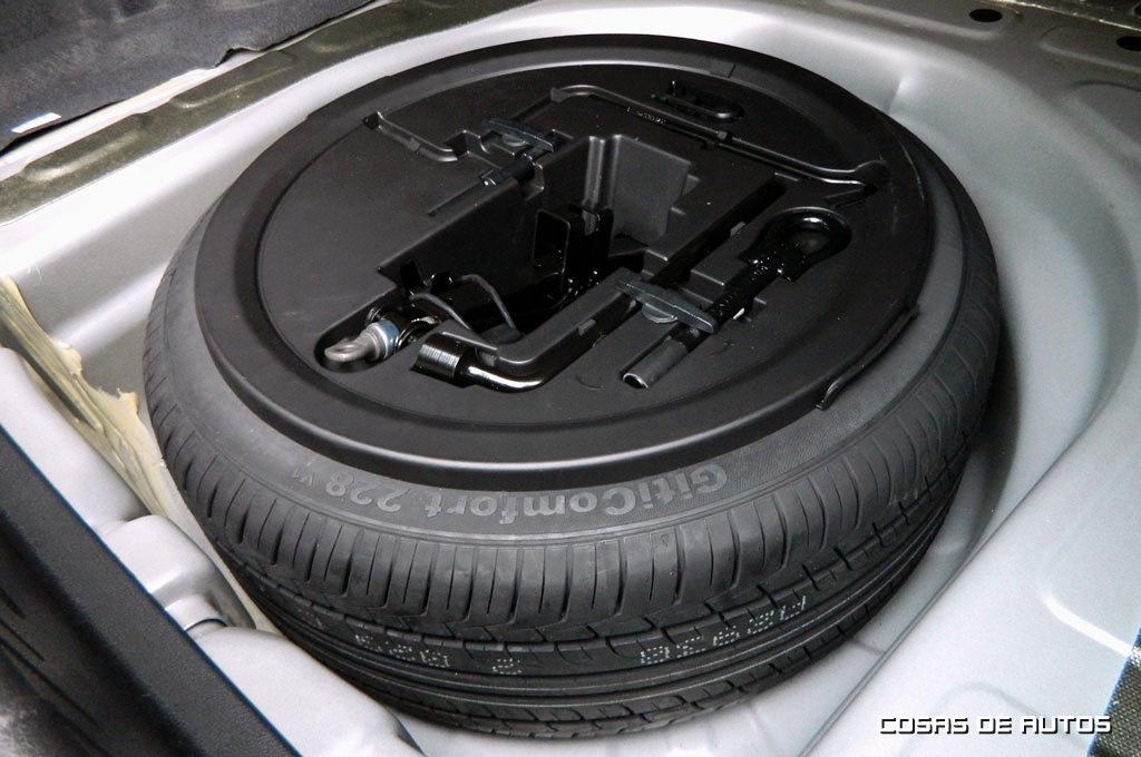 Test del Geely Emgrand FE 3 - Foto: Cosas de Autos