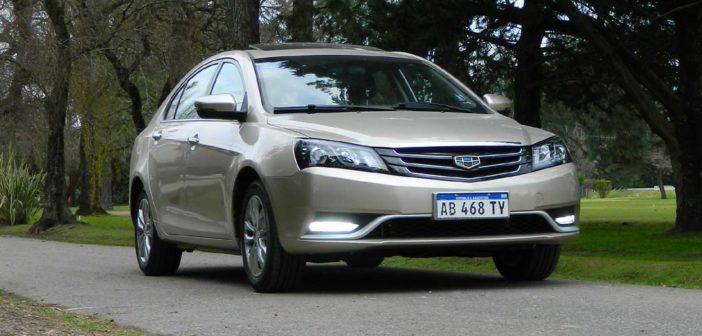 #Test: Cosas de Autos probó el Geely Emgrand FE 3 CVT