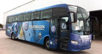 El bus de VW que dio movilidad a AFA
