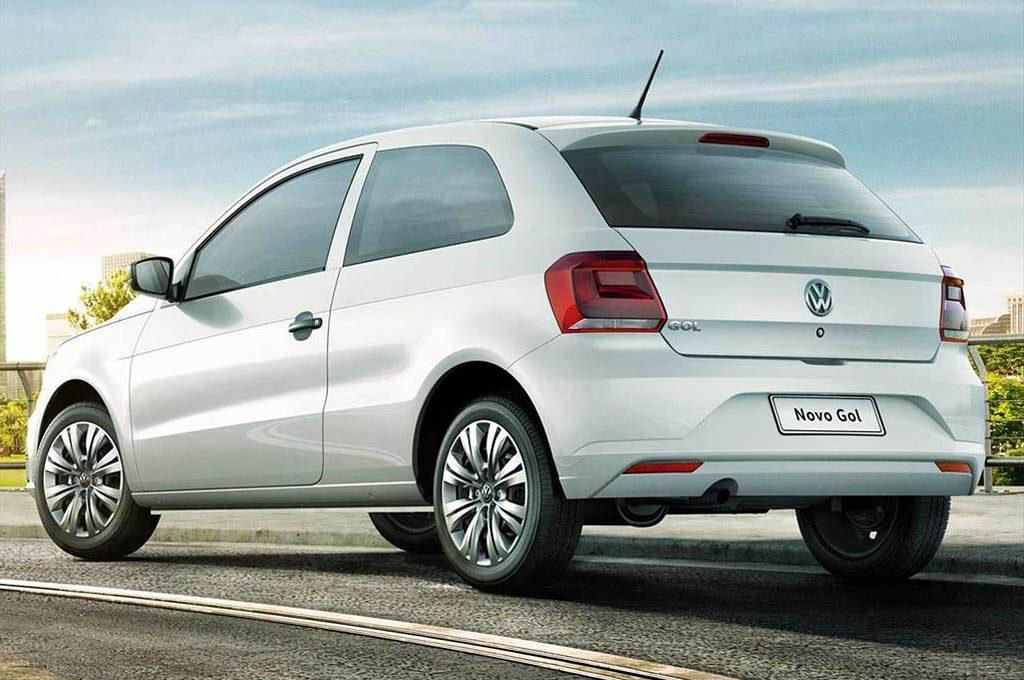 Volkswagen Gol 3 Puertas