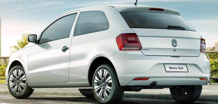 Argentina: durante agosto VW promociona el Gol a $199 mil y financiado a 36 meses con tasa 0%