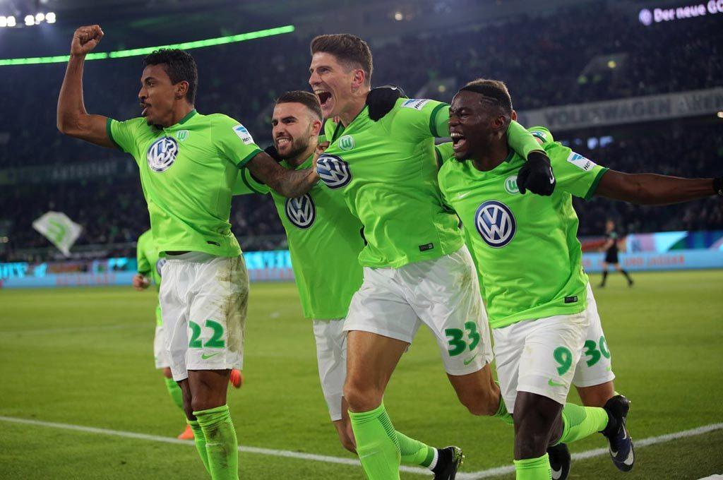 VW patrocina al Wolfsburg
