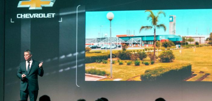 Oficial: GM invertirá en la planta de Rosario para fabricar un nuevo modelo