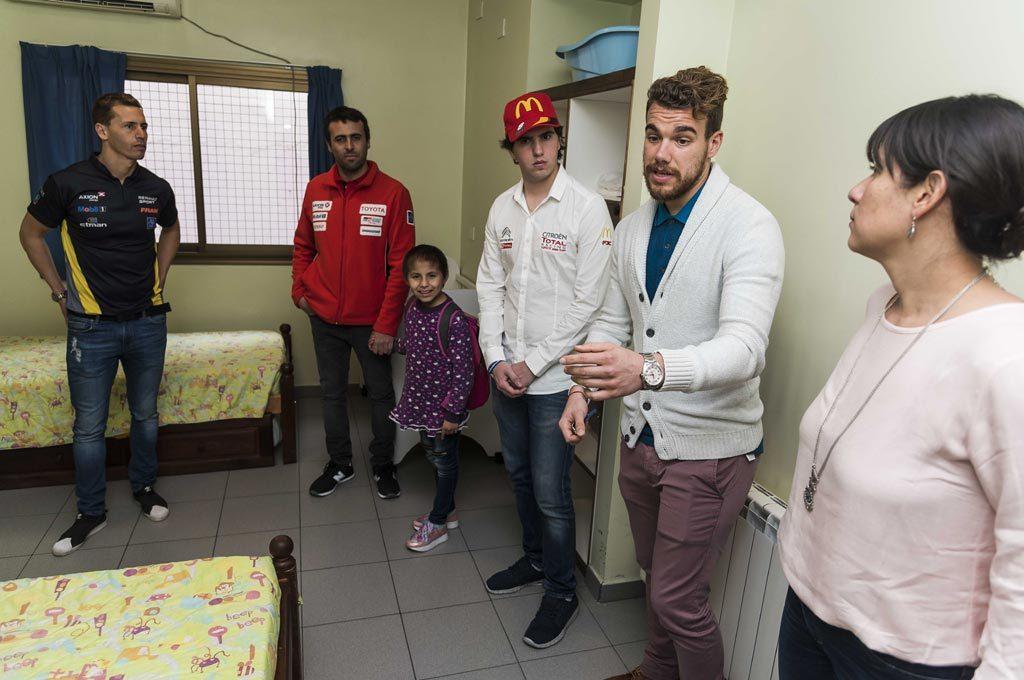 ADEFA materializó un acuerdo de cooperación con dos hospitales pediátricos