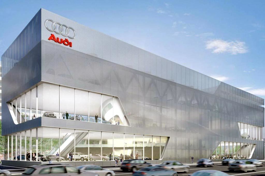 Audi Terminal Norden