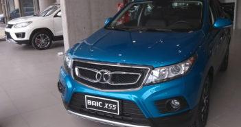 BAIC x55