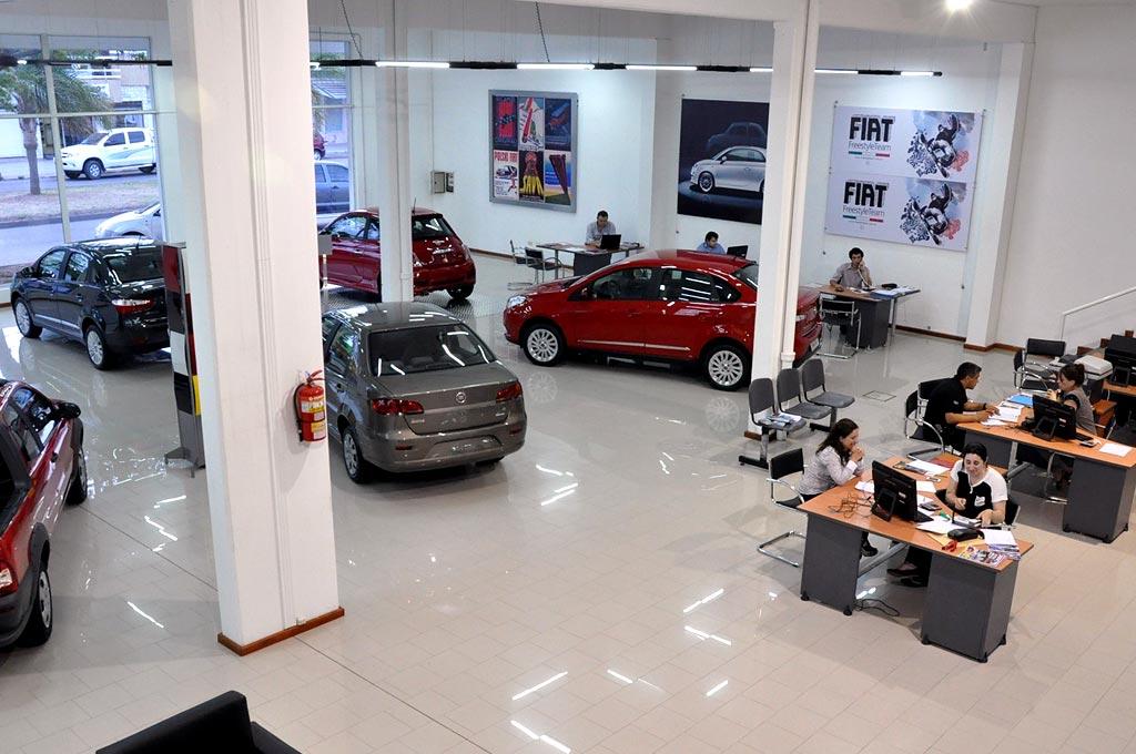 Consumo| La venta de automóviles cayó un 30%