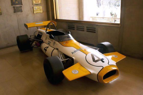 Brabham de Fórmula 2 de Reutemann