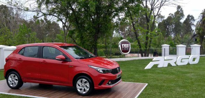 Argentina: se presentó el Fiat Argo con precios desde $290.900