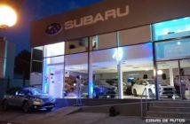 Inchape Argentina -Subaru