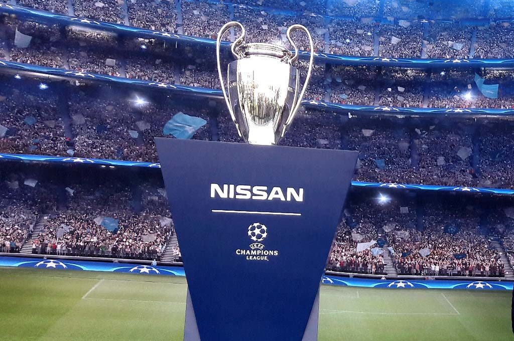 Nissan y la UEFA Champions League