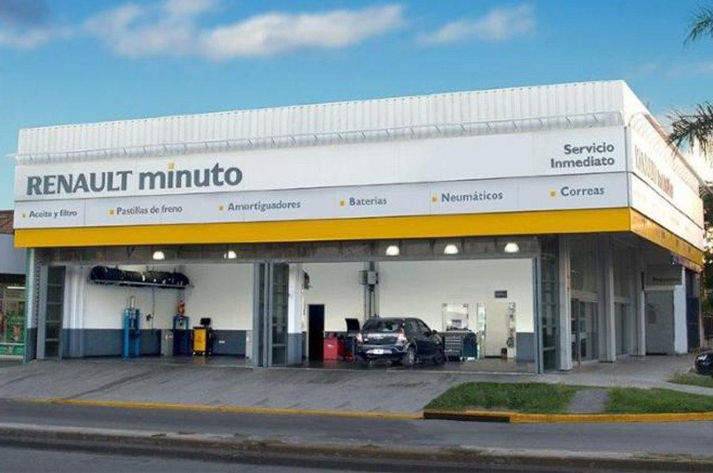 La red Renault Minuto cumple 20 años en Argentina