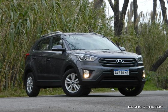 Test Hyundai Creta AT - Foto: Cosas de Autos