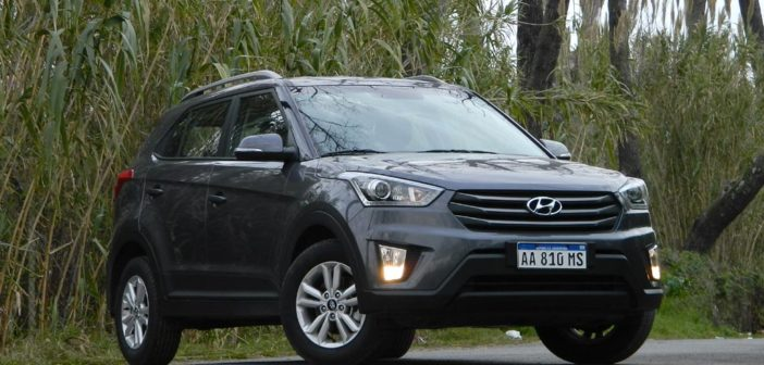 #Test: Cosas de Autos probó el Hyundai Creta Connect AT