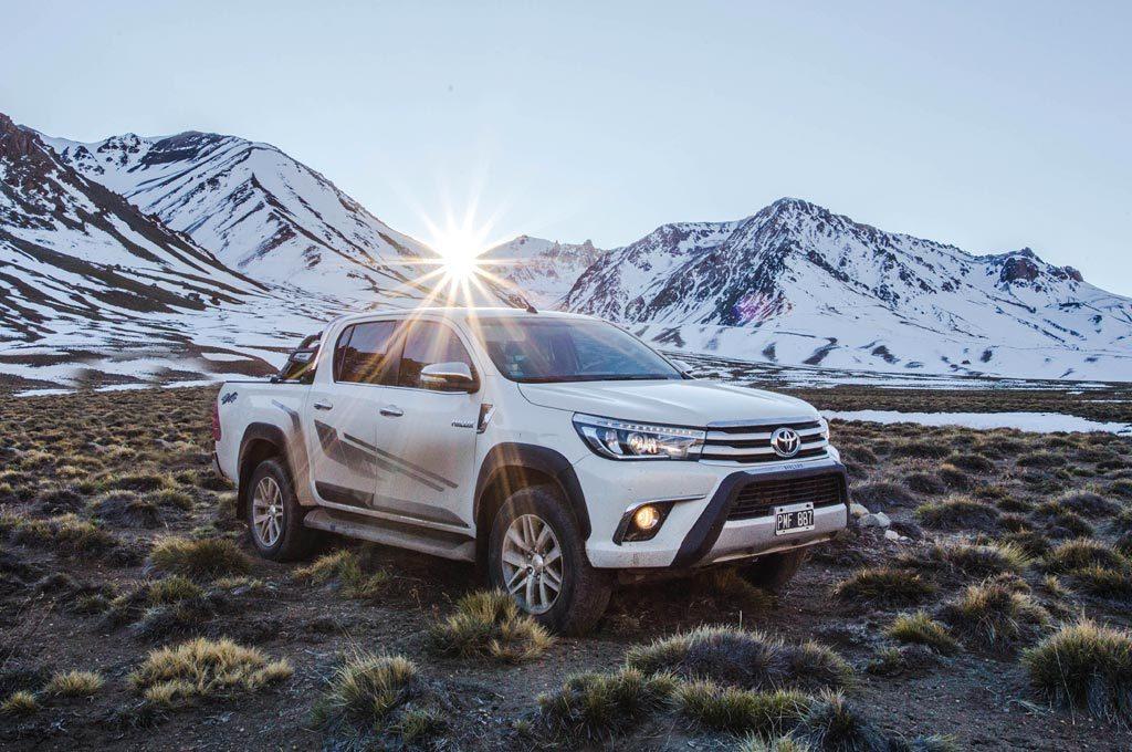 """Toyota fue parte del Tour """"Adventure Division"""" de Billabong"""