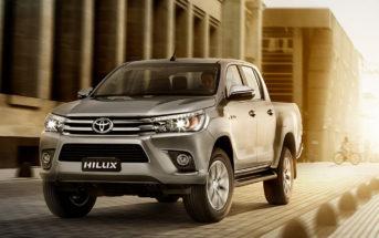 Toyota Hilux 4x2