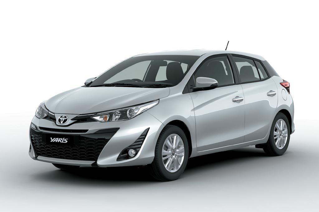 Nuevo Toyota Yaris