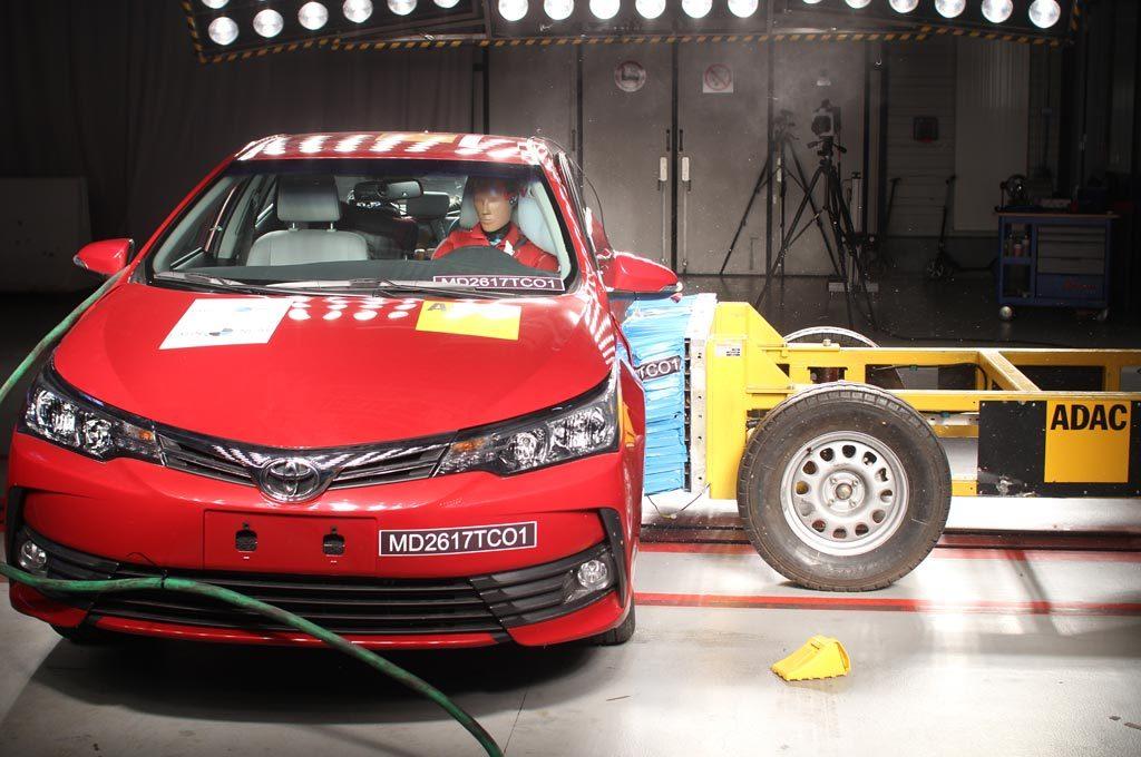 Toyota Corolla - LatinNCAP
