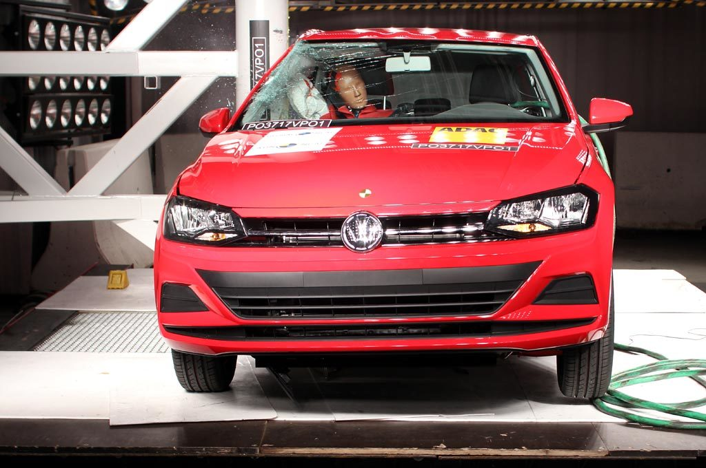 VW Polo LatinNCAP
