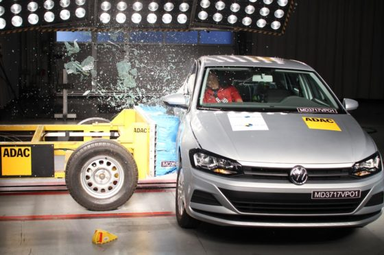 VW Polo LatinNCAP