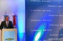 Carlos Zarlenga, presidente de GM Mercosur
