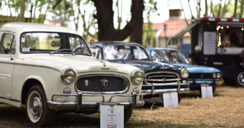 Peugeot celebró en Autoclásica su 60 aniversario en la Argentina
