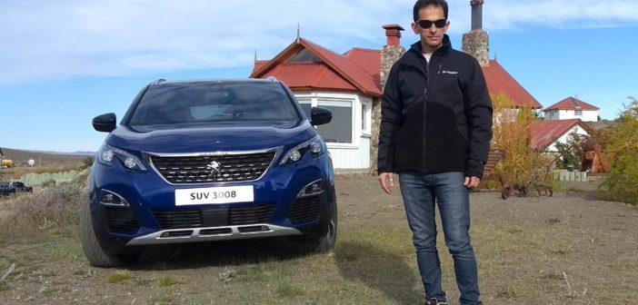 """""""El Peugeot 3008 tiene una dotación de equipamiento superior para lo que es el segmento"""""""