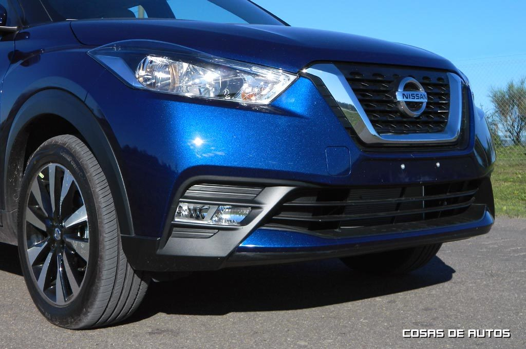 Test Nissan Kicks - Foto: Cosas de Autos
