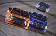 Nascar Camping World Tuck Series.