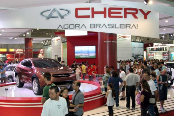 Chery - Agora brasileira