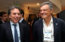 Nicolás Dujovne y Francisco Cabrera