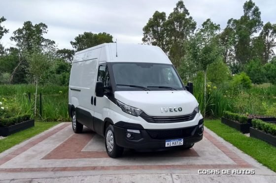 Iveco Daily Hi Matic