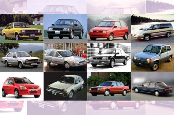 Mismos autos, distinta marca