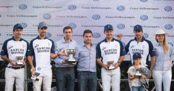 Autos y polo: La Dolfina ganó la Copa Volkswagen y es finalista del 124º Abierto