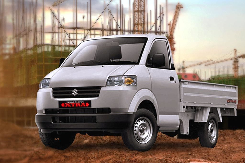 Suzuki Mega Carry Xtra
